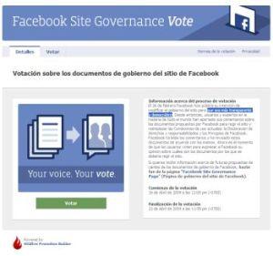 votefacebook